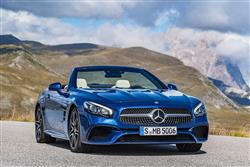 Car review: Mercedes-Benz SL400