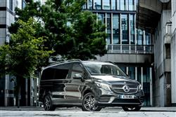 Car review: Mercedes-Benz V-Class