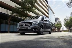 Van review: Mercedes-Benz Vito