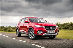 Car review: MG HS