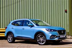 Car review: MG HS Plug-in