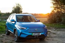 Car review: MG ZS EV
