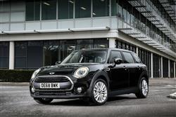 Car review: MINI Clubman One D