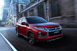 New Mitsubishi ASX review