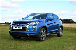 Car review: Mitsubishi ASX