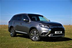 New Mitsubishi Outlander Petrol review