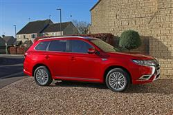 New Mitsubishi Outlander PHEV review