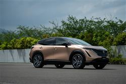 Car review: Nissan Ariya