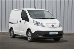 Van review: Nissan e-NV200