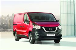 Van review: Nissan NV300