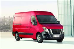 Van review: Nissan NV400