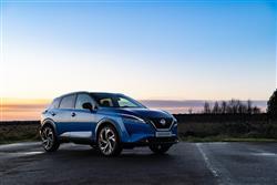 Car review: Nissan Qashqai