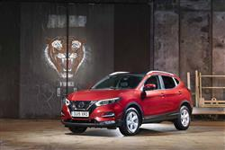 Car review: Nissan Qashqai