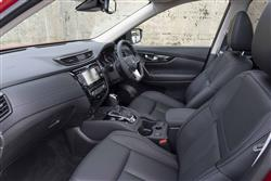 New Nissan X-TRAIL review