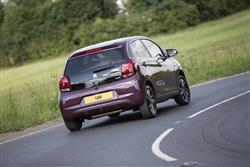 New Peugeot 108 review