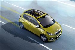Car review: Peugeot 108 Top!