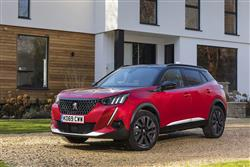 Car review: Peugeot 2008