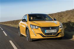 New Peugeot 208 review