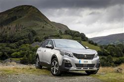 Car review: Peugeot 3008