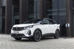 Car review: Peugeot 3008 Hybrid