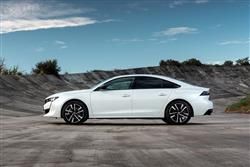 Car review: Peugeot 508 Hybrid
