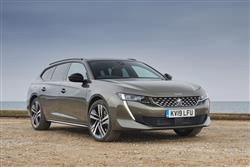 Car review: Peugeot 508 SW