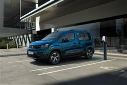 Car review: Peugeot e-Rifter