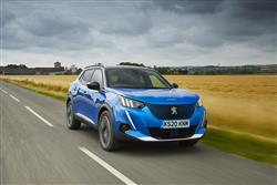 New Peugeot e-2008 review