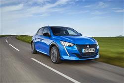New Peugeot e-208 review