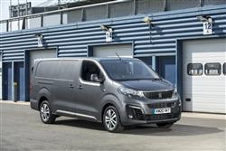 Van review: Peugeot Expert