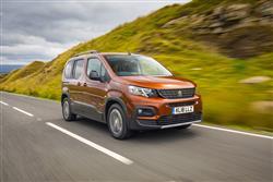 New Peugeot Rifter review