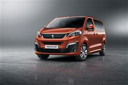 Car review: Peugeot Traveller