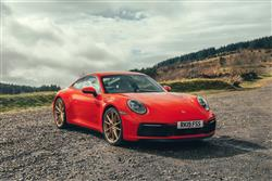 Car review: Porsche 911 Carrera S