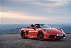 Car review: Porsche 718 Boxster S