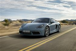 New Porsche 718 Cayman review