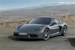 Car review: Porsche 718 Cayman