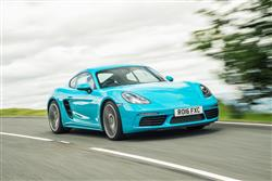 Car review: Porsche 718 Cayman S