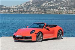 Car review: Porsche 911 Cabriolet