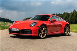 Car review: Porsche 911 Carrera