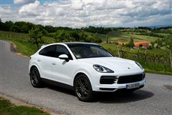 Car review: Porsche Cayenne Coupe