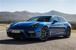 Car review: Porsche Panamera