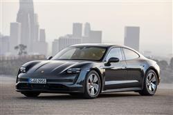 Car review: Porsche Taycan