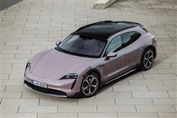 Car review: Porsche Taycan Cross Turismo