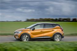 New Renault Captur E-TECH Plug-in Hybrid 160 review
