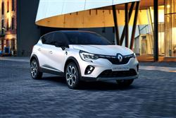 Car review: Renault Captur E-TECH Plug-in Hybrid 160
