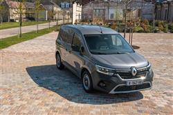 Van review: Renault Kangoo