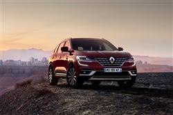 Car review: Renault Koleos