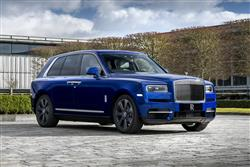 Car review: Rolls Royce Cullinan