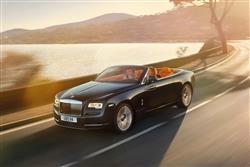 Car review: Rolls-Royce Dawn