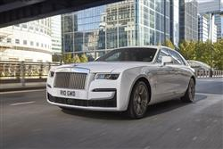 Car review: Rolls-Royce Ghost